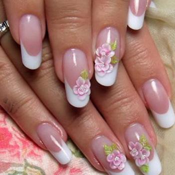 А вредно ли наращивать ногти акрилом?