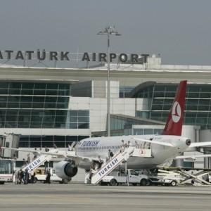 Парковки в аэропортах разных стран
