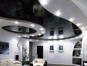 Идеальный потолок – натяжной потолок!