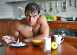 диета для похудения спортсмена
