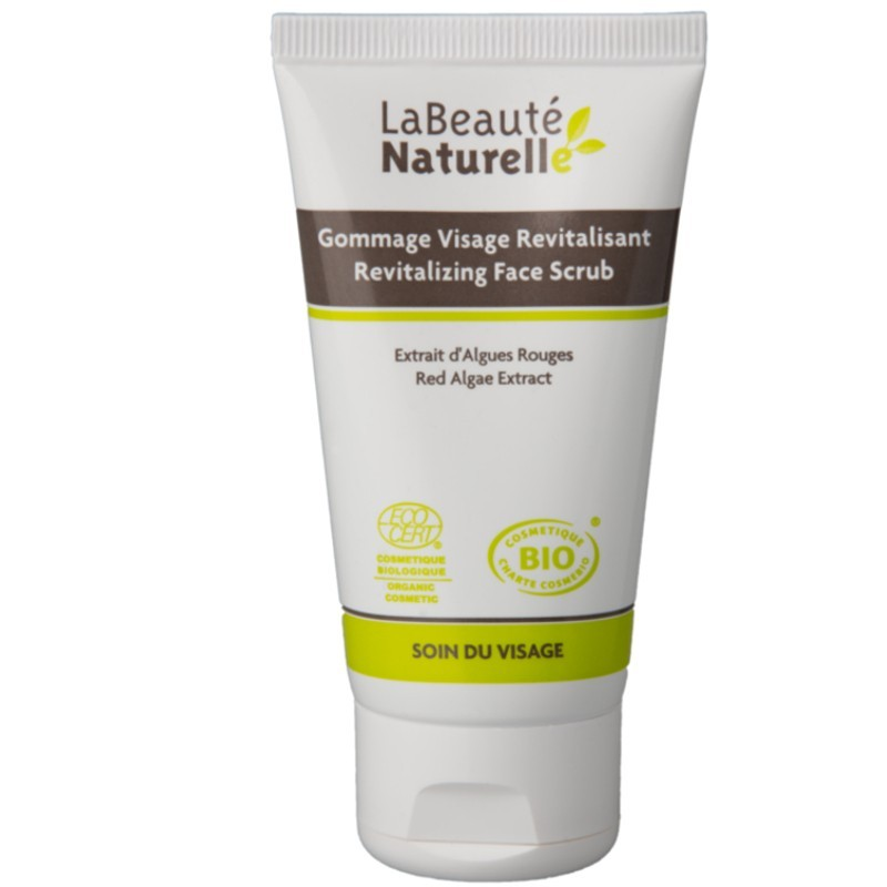 Скраб для лица органический La Beauté Naturelle